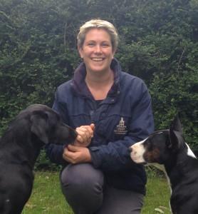 Amber Batson seminario memoria del cane - doggy zen